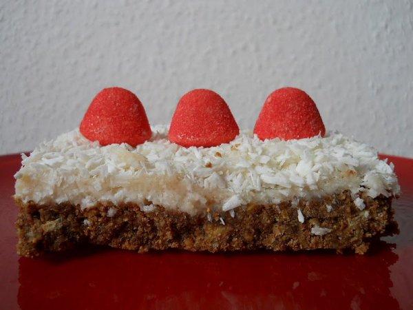 kókuszos mascarponés süti sütés nélkül