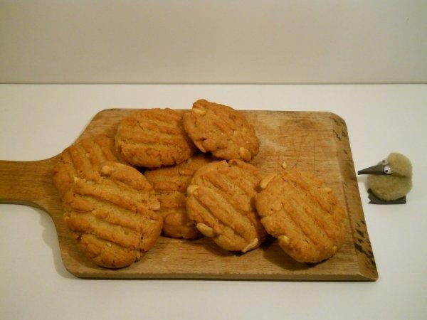 mogyorós mogyoróvaja keksz