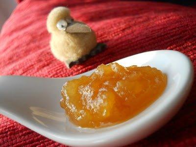 narancslekvár alma napfény íze konyhalál
