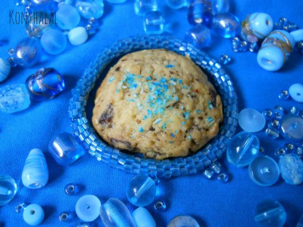 american chocolate chips cookie amerikai csokis keksz