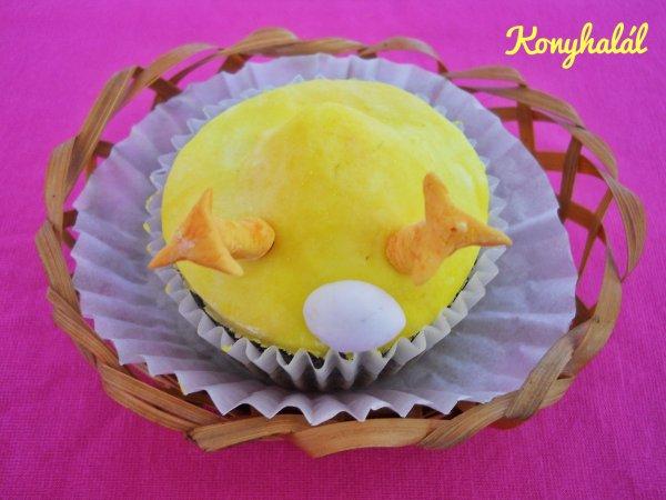 Pipipopó muffin