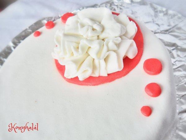 Pompon torta