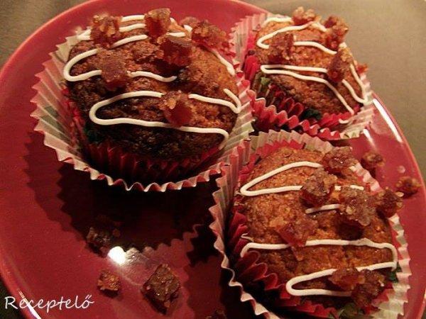 sütőtökös-birsalmasajtos muffin