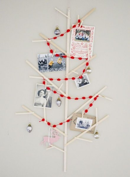 karácsonyfa kreatív