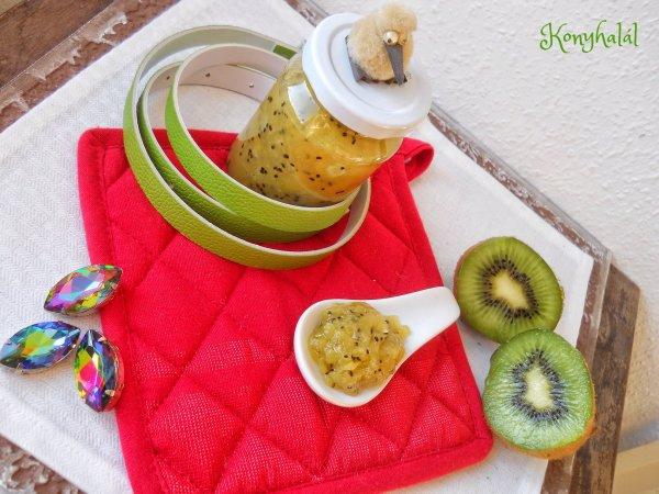 Kiwi jam kivilekvár