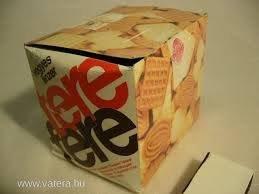 Tere-fere keksz retro