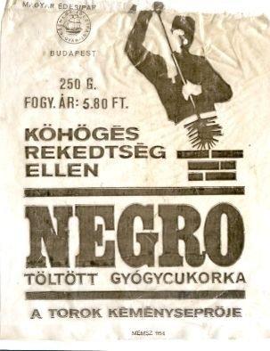 Negro retro