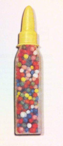 Cumisüveg cukor retro