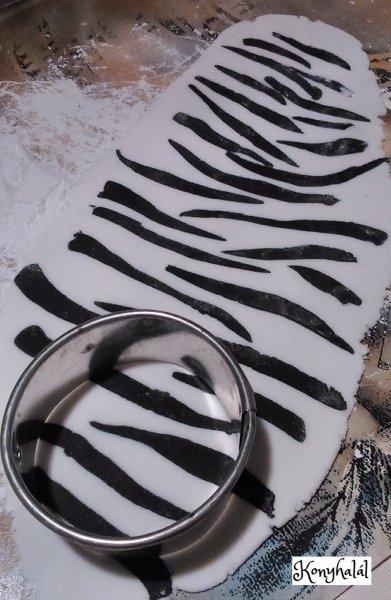 zebra muffin zebra cake