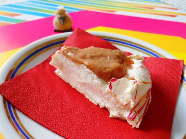 márványos pavlova torta