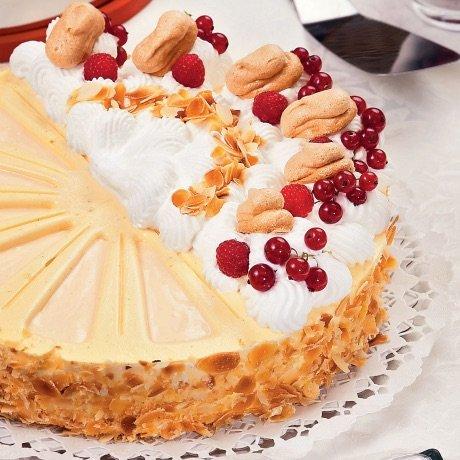 Madártejtorta ország tortája